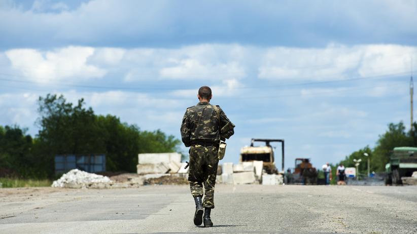 Petro Poroschenko: Ein pro-russischer Separatist in der Ukraine
