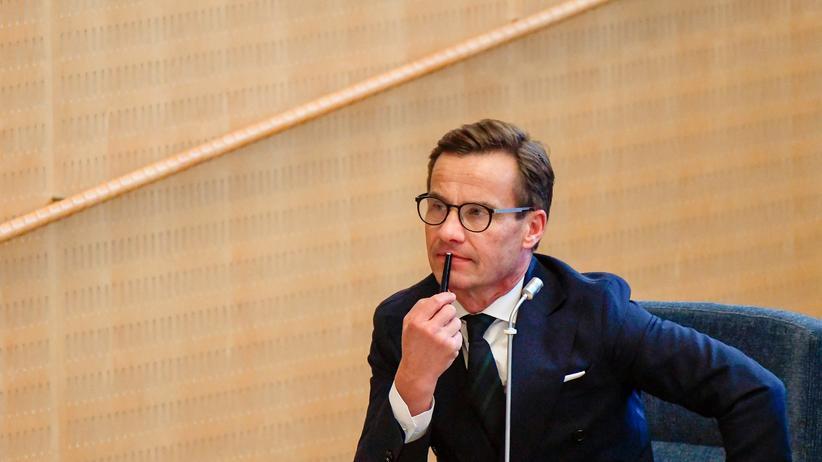 Ulf Kristersson: Schweden weiter ohne neue Regierung