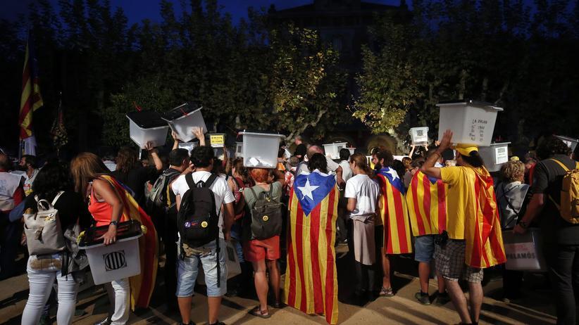 Spanien: 25 Jahre Haft für katalanische Unabhängigkeitsführer gefordert