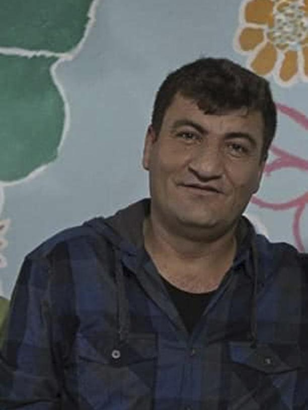 Syrien: Raed Fares, der am Freitag in der Provinz Idlib erschossen wurde (undatiertes Bild)