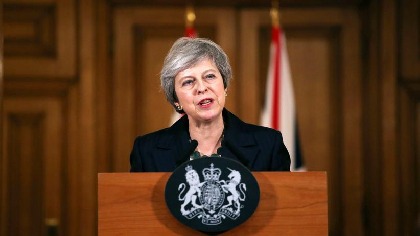 Theresa May: Sie gibt nicht auf