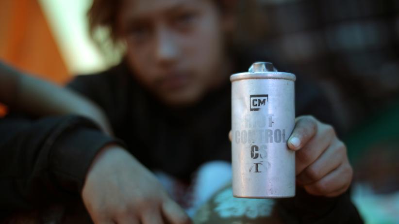 Flüchtlinge: Mexiko fordert von den USA Untersuchung des Tränengaseinsatzes