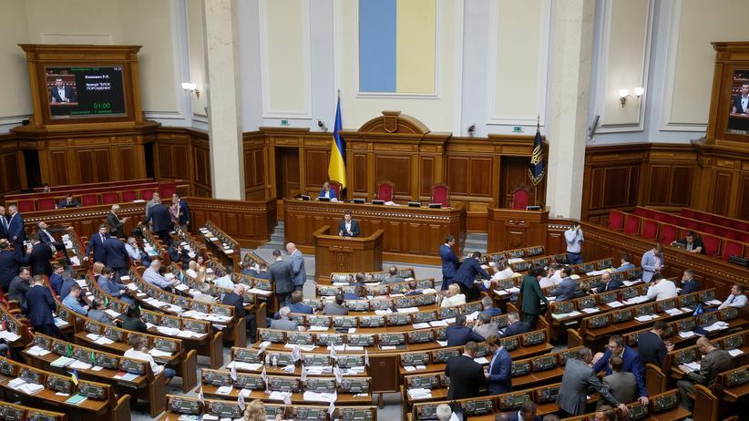 Ukraine-Konflikt: Russland sanktioniert ukrainische Politiker und Unternehmer