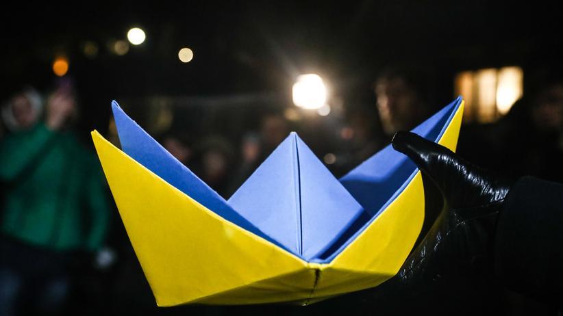 Ukraine: Kampf ums Asowsche Meer