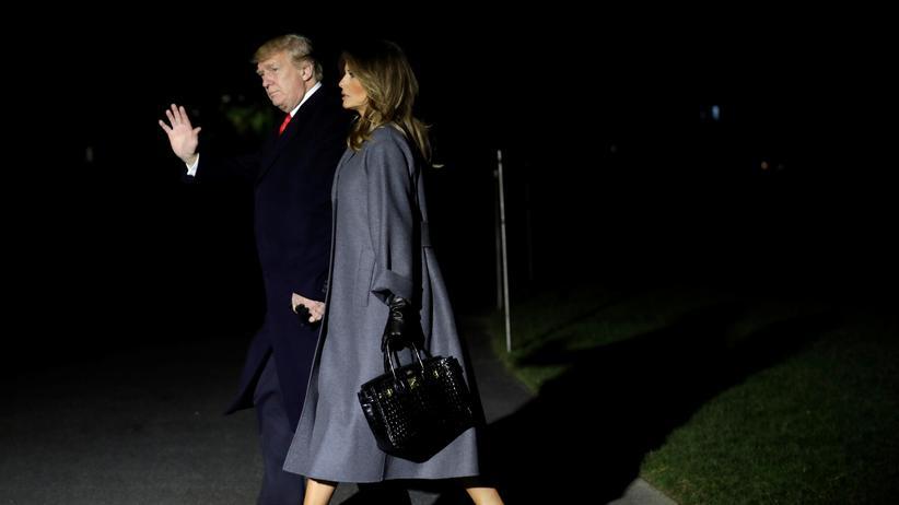 Weißes Haus: Trump-Beraterin nach Streit mit First Lady abgesetzt