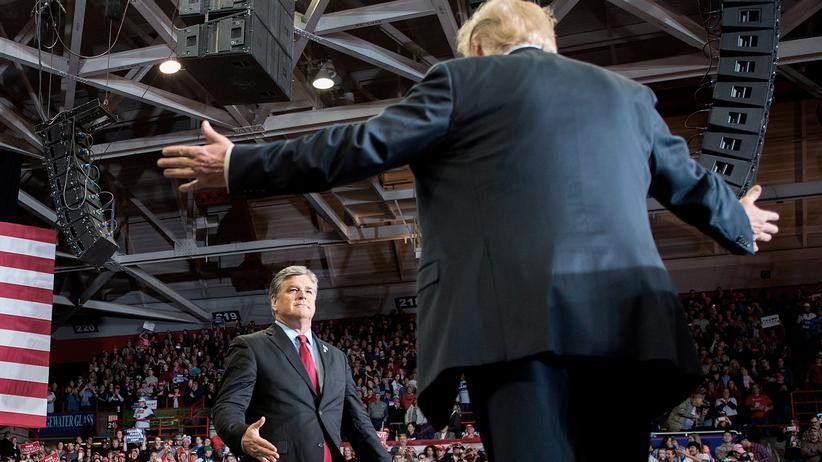 """USA: Donald Trump warnt vor einem """"sozialistischen Albtraum"""""""