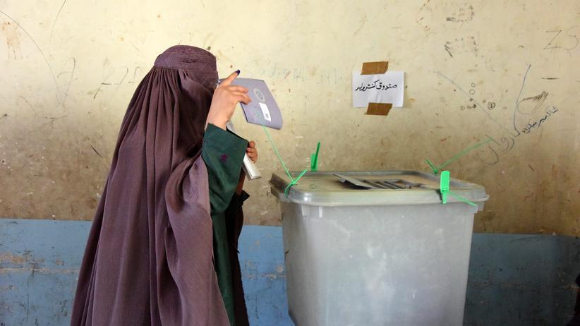 Afghanistan: Präsidentschaftswahl in Afghanistan wird verschoben
