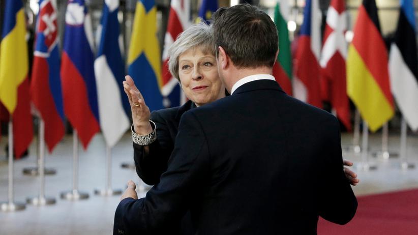 Brexit-Gipfel: Zwischen den roten Linien