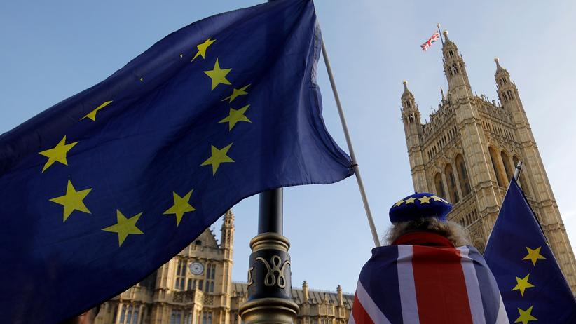 Großbritannien: EU beschließt Notfallplan für No-Deal-Brexit