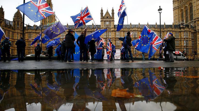 Brexit-Gutachten: Großbritannien drohen langwierige Verhandlungen