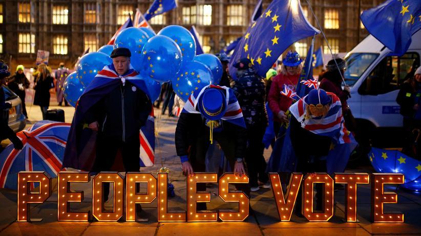Brexit: Theresa May wirbt bei EU-Kollegen um Zugeständnisse