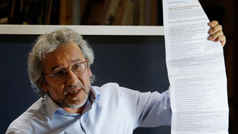 Türkei: Türkisches Gericht erlässt Haftbefehl gegen Can Dündar