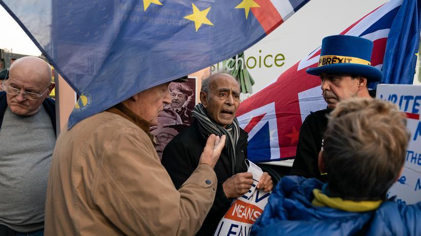 Europäischer Gerichtshof: Großbritannien könnte Brexit laut EuGH-Gutachter einseitig stoppen
