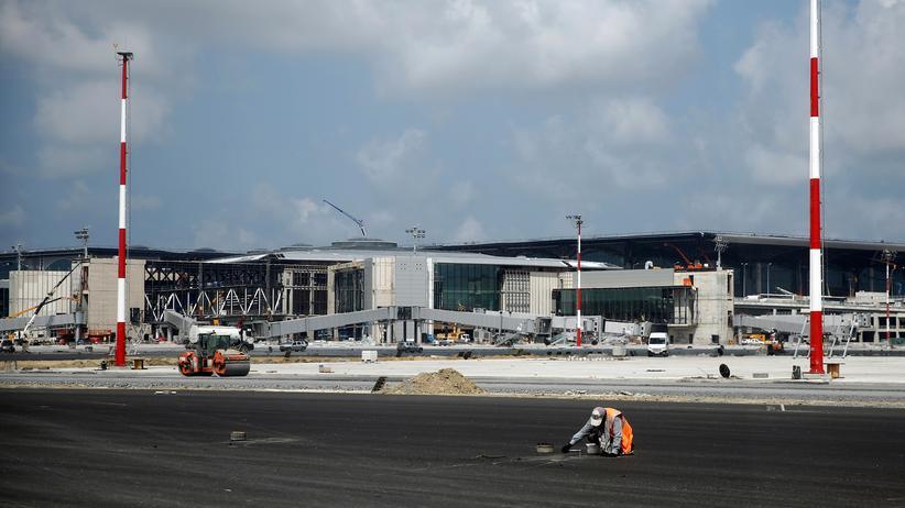Türkei: 52 Arbeiter auf Istanbuler Flughafenbaustelle gestorben