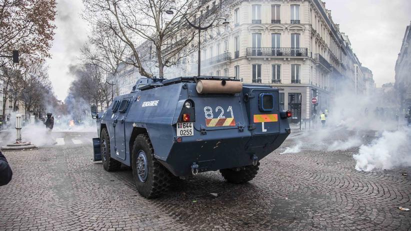 Frankreich: Und Macron schweigt