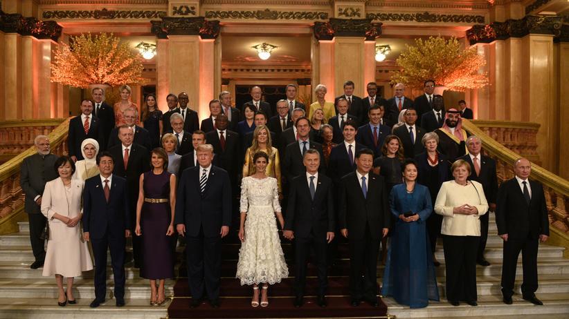 Buenos Aires: G20-Staaten einigen sich auf Abschlusserklärung