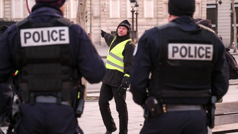 Gelbwesten: Frankreich rüstet sich für neue Proteste