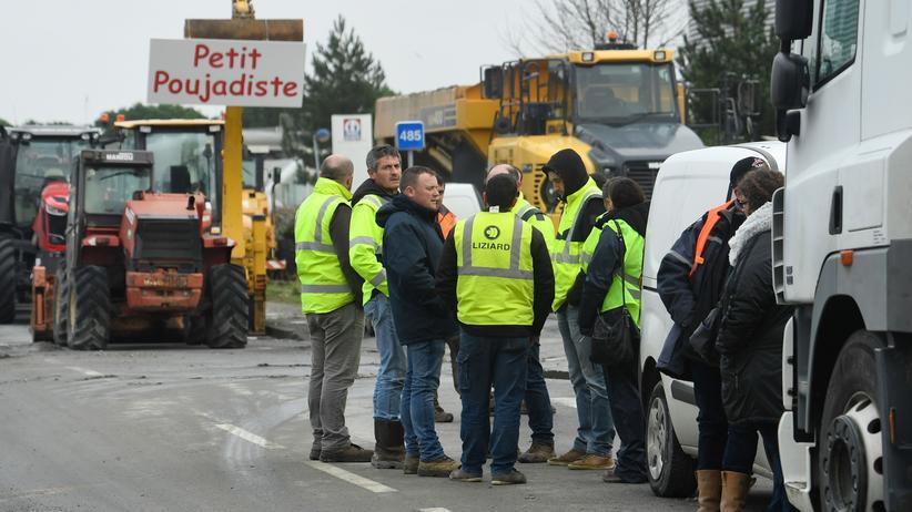 """Presseschau Frankreich: """"Ist das der Beginn einer neuen Bewegung?"""""""