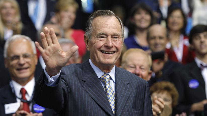 George H.W. Bush: Der Gentleman-Präsident