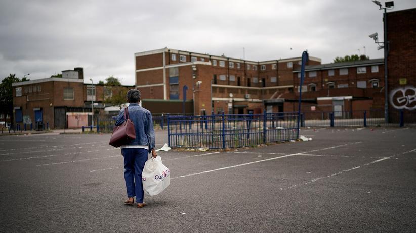 Großbritannien: Schwächstes Wachstum seit der Weltwirtschaftskrise