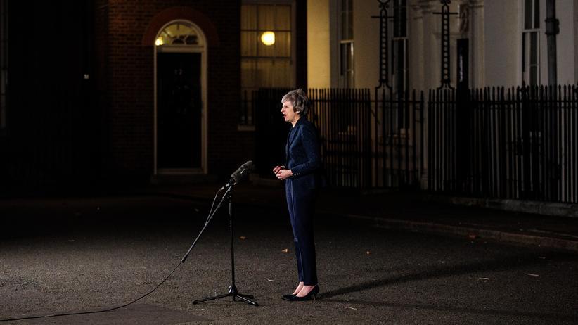 Brexit: Das Beste ist nicht gut genug, Frau May