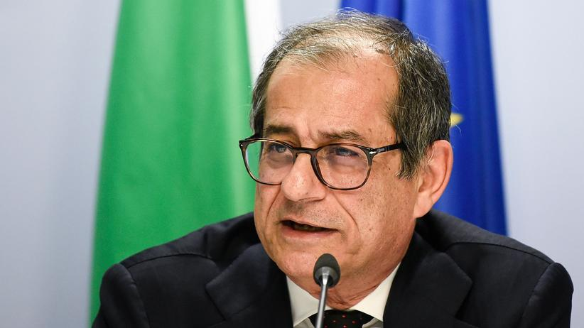Haushaltsstreit: Italien will doch weniger Schulden machen