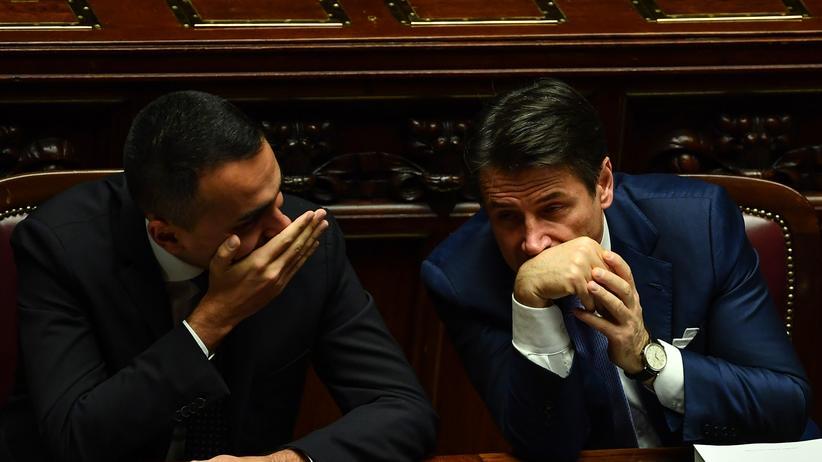 Italien : Parlament stimmt neuem Haushaltsplan zu