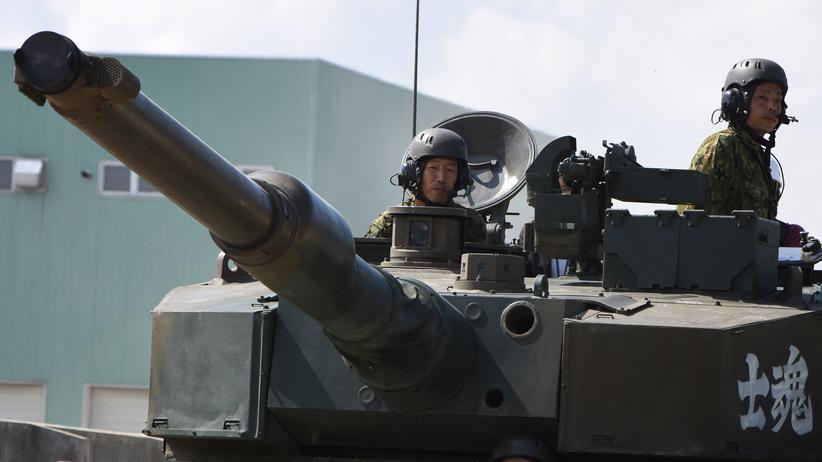 Japanische Armee: Japan erhöht seine Rüstungsausgaben