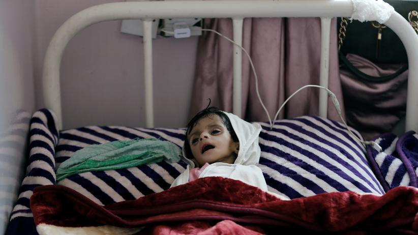 Jemen: Eine menschengemachte Katastrophe