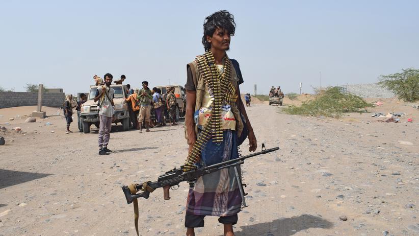 Jemen: Konfliktparteien vereinbaren Waffenruhe für Hudaida