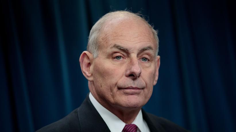 US-Regierung: Trumps Stabschef John Kelly verlässt das Weiße Haus