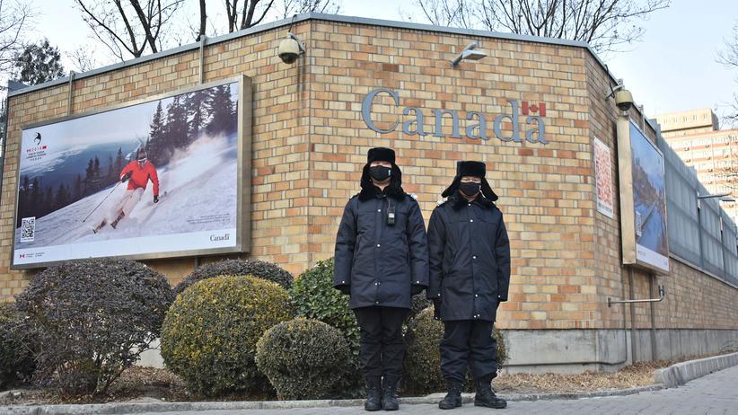 Huawei: Sieht schon sehr wie eine Geiselnahme aus