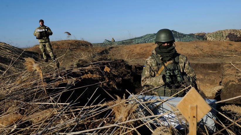 Krim: Russland stellt Grenzzaun zur Ukraine fertig