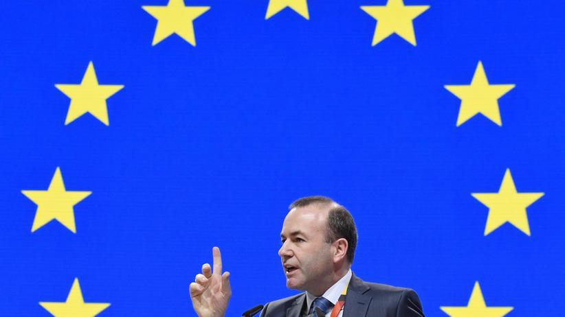 Spitzenkandidat: Manfred Weber soll Spitzenkandidat der Union für die Europawahl 2019 werden.