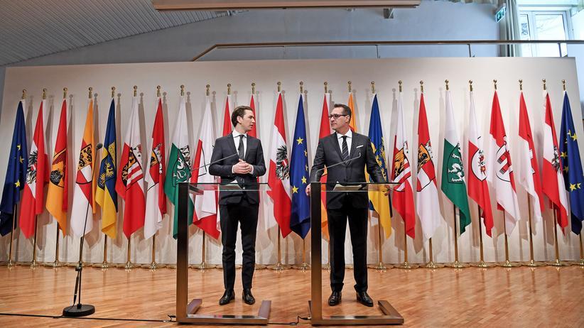 Österreich: Ein Jahr soziale Kälte