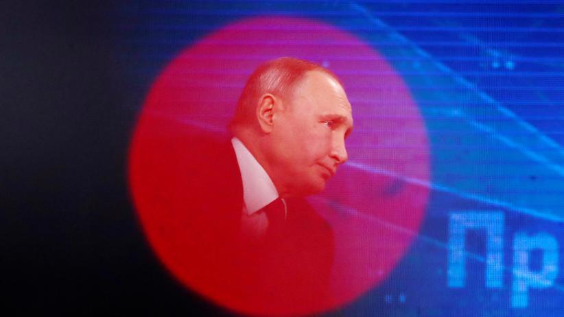 Russland: Putin warnt vor wachsender Gefahr eines Atomkriegs