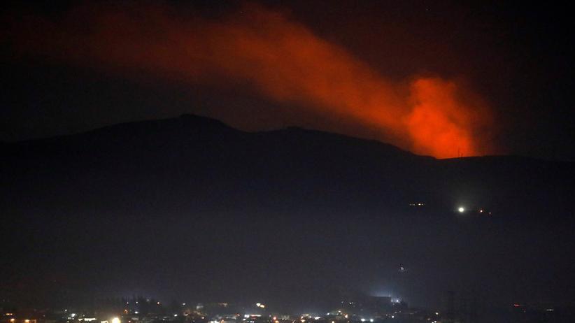 Syrien: Russland und Israel streiten wegen Luftangriffen in Syrien