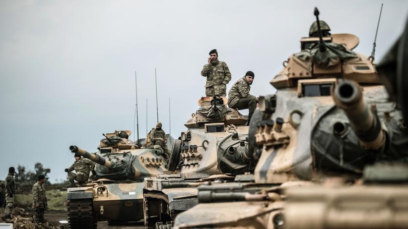 Syrien: Türkei sieht sich zu alleinigem Kampf gegen den IS imstande