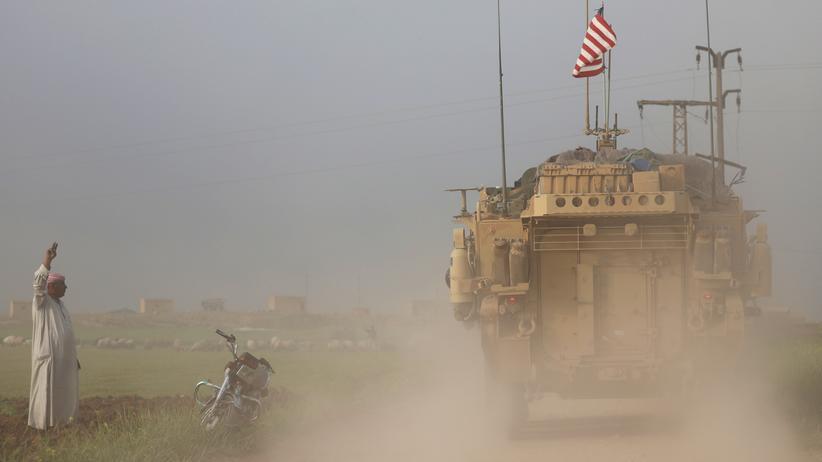 Syrien US Truppen