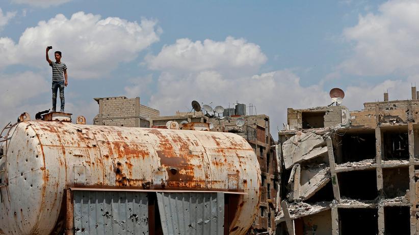 Syrien: Erst Frieden schaffen, dann aufbauen