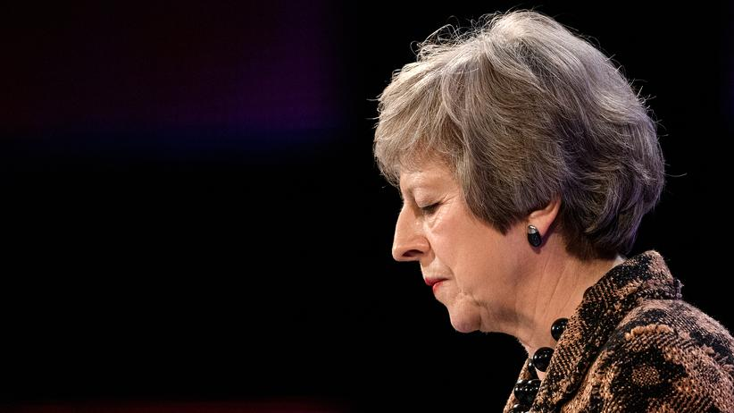 Premierministerin: Mays Endspiel