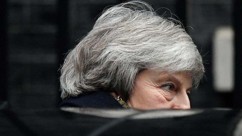 EU-Austritt: Theresa May kündigt Abstimmung über Brexit-Deal Mitte Januar an