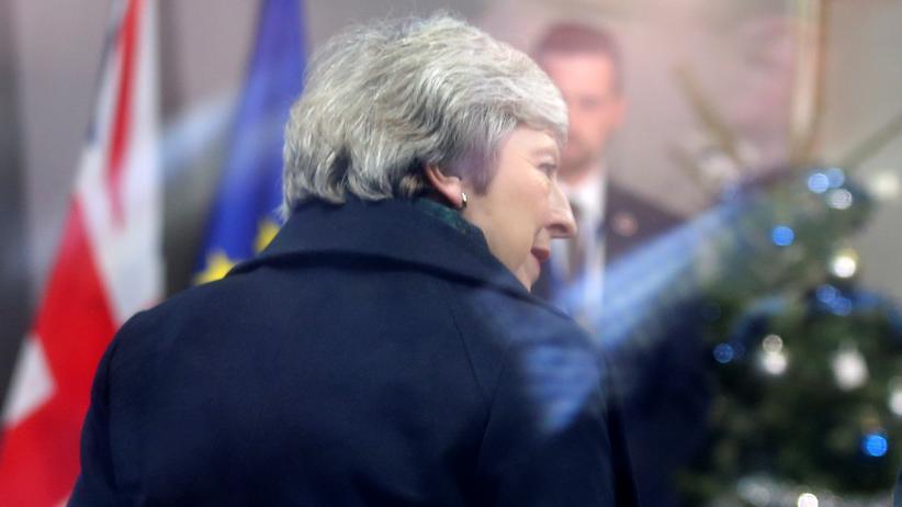 Brexit: Konservative rechnen mit Misstrauensvotum gegen Theresa May
