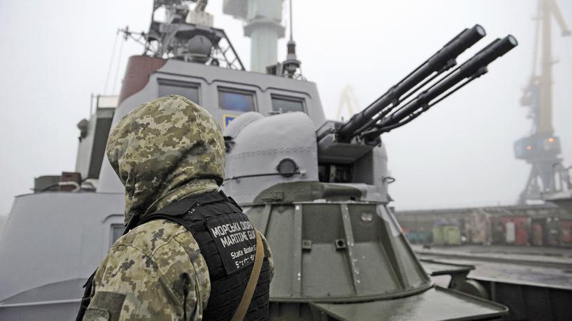 Krim-Konflikt: Ukraine beruft Reservisten ein