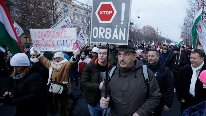 Ungarn: Die Hoffnung gegen Orbán