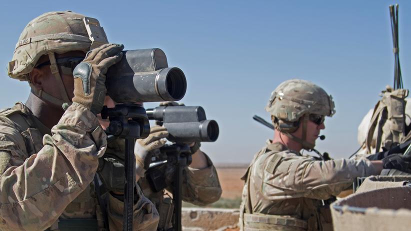 US-Militäreinsatz: Freie Hand für Assads Helfer