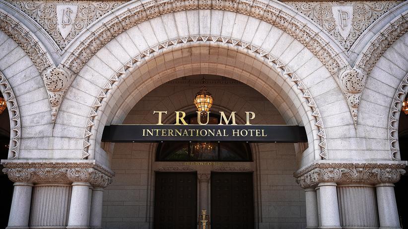 US-Präsident: Justizministerium will Ermittlungen gegen Trump stoppen