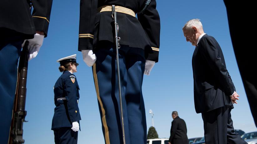 US-Verteidigungsminister: Einer wie Mattis kommt nicht wieder