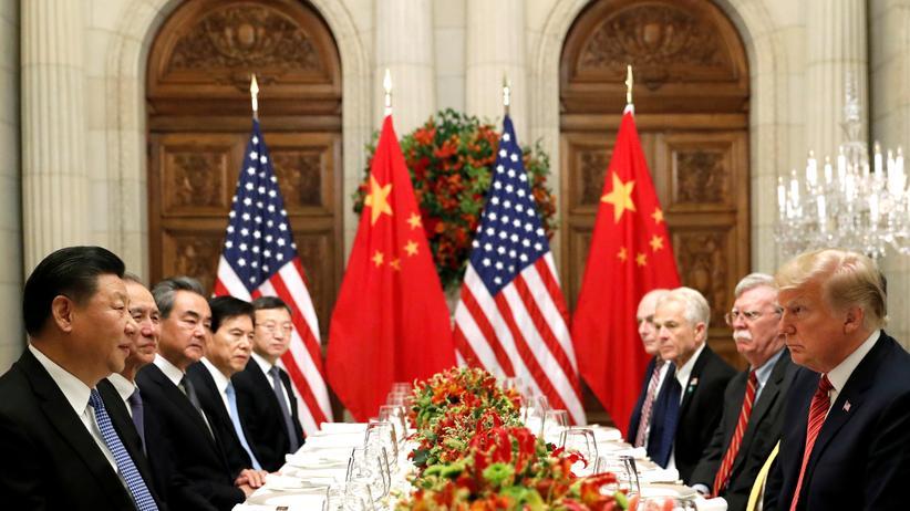 Handelsstreit: China reduziert laut Donald Trump Zölle auf US-Importautos