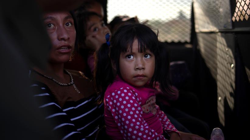 USA: Grenzschutz will alle Kinder medizinisch untersuchen lassen